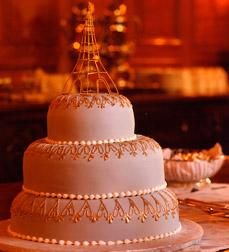 Paris Style Cake